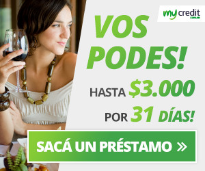 myCredit - Créditos y Préstamos Personales - San Agustín de Valle Fértil