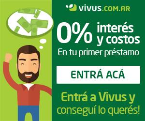 VIVUS Argentina - Prestamos Personales - Rosario